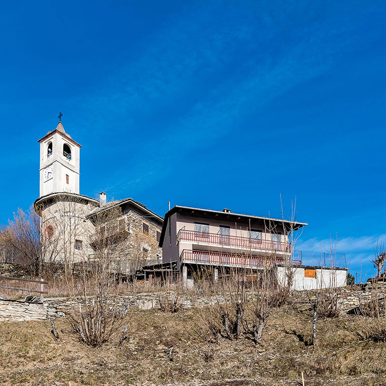 Ostana, the Village. Photo by Silvia Pasquetto
